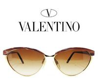NEW OLD STOCK EXTREMELY RARE VINTAGE 70s  VALENTINO SUNGLASSES CAT-EYE!