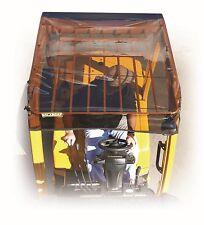 Solarcap Forklift Sun Rain Canopy Tinted Vinyl Cover