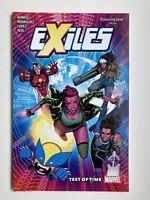 Exiles Volume 1: Test of Time Marvel Comics Trade Paperback Graphic Novel - NEW!
