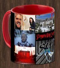 Stephen King THE SHINING 1980 Movie RED Coffee Mug
