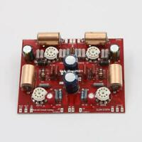 Assembeld Hifi Tube 12AX7 + 12AU7 Tube MM Phono Amplifier Board
