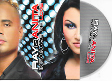 RAY & ANITA - In da name of love CD SINGLE 2TR Euro House 2010 (2 UNLIMITED) NL
