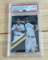 2019 TOPPS GOLD LABEL FERNANDO TATIS JR RC CLASS 2 GEM MINT PSA 10 PADRES