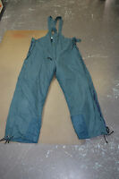 Used Canadian air force blue cold weather trousers pants size 7334 (P7#bte155)