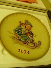 1975 @Ride Into Christmas @ Plate -Goebel Tmk-5