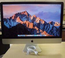 "Apple iMac A1419 27"" 3.2 GHz Intel Core i5 16GB RAM 1TB Monitor Desktop MACOS"