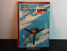 Kidco Combat Wings Yellow TV6 Alouette Helicopter MIP