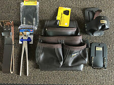"""ROLSON POUCH  SINGLE 68871- 2""""BELT,""""KNIPPEX -KNIPPEX - TAPE -HAMMER HOLDER"""