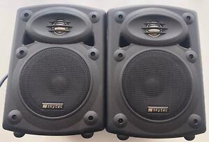 Compact SKYTEC Speakers X2