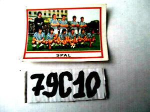 figurina calcio PANINI 1973-74 N° 521 SPAL NUOVA CON VELINA  79C-10