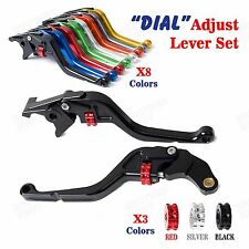 Roller Brake Clutch Levers for Ducati ST4S 2003   620 Monster 620 MTS 2003-2006