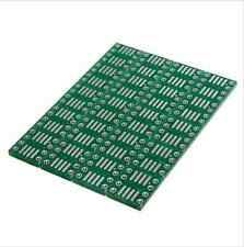 20 PCS sop8 so8 SOIC 8 SMD to dip8 Adattatore PCB board Converter
