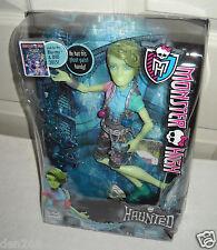 #1229 NRFB Mattel Monster High Haunted Porter Geiss Son of Poltergeist