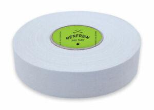 Tape Renfrew Weiß 25m Hockey Auf Eis Und Inline Skate Hockey