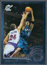 Michael Jordan Washington Wizards Topps Chrome #10 2002-03