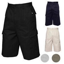 Men's Cargo Pocket Shorts Cotton 11