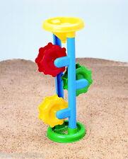 Creative Sand Mill Water Table Pool Beach Lake Paddle Wheel Box Toys  331443