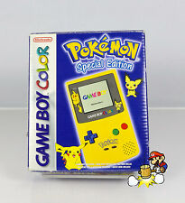 Game Boy Pokemon Edition Limited (Game Boy/GB) * IMPECABLE * cib