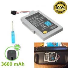 1Pcs Extended Battery Pack for Nintendo Wii U Gamepad 3600mAh 3.7V Rechargeable