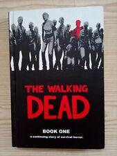 The Walking Dead - Book One - Libro Uno - Ingles - Tapa Dura