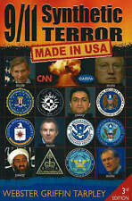 9/11 Synthetic Terror: Made in USA Tarpley, Webster Griffin Good Book
