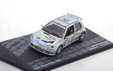 Renault Clio Maxi #14 Rallye Monte-carlo 1995 1 43 Altaya