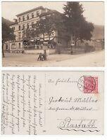 Todtnau Kr. Lörrach, Leute im Gasthaus zum Ochsen 1918