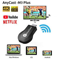 M9 Plus Anycast Wifi Display Receiver TV Dongle Adapter Airplay Miracast 108KQA
