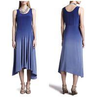 Eileen Fisher Silk Ombre Dress (Size: S)