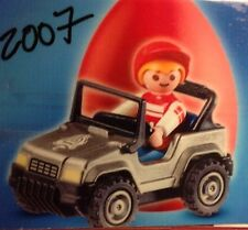 Playmobil 4918 Jeep / Boy in Easter Egg - NEW