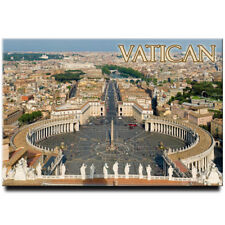 Vatican fridge magnet Rome Italy travel souvenir