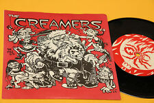 "THE CREAMERS 7"" BOB KRINGLE ETCHED LIMITED EDITION ONLY 2000 COPIES !! EX++"
