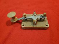 Vintage Telegraph key Soviet Military Morse Code USSR
