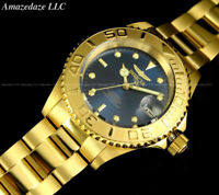 New Invicta Men PRO DIVER 24J AUTOMATIC NH35A Stainless Steel BLUE DIAL Watch !!