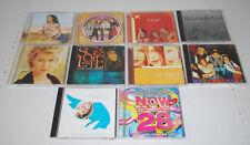 Christian Gospel Country Pop Church Music LOT 10 CDS Natalie Grant Jewel NOW 28