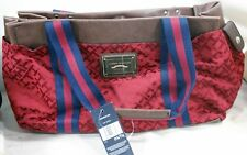 NEW Tommy Hilfiger MD Iconic Logo Cloth Handbag