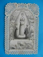 CANIVET DENTELLE  Notre dame de la SALETTE  C BERTIN SANCTUAIRE SOURCE  THFR