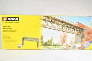 Noch 67020 H0 Stahlbrücke / Lasercut Bausatz / OVP