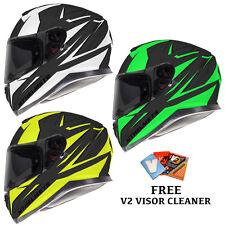 MT Thunder 3 SV Effect Limited Edition Matt Crash Helmet Motorcycle Motorbike