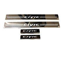 Fit For Honda Civic Sedan 4 Door 2006-2012 Scuff Plate Side Door
