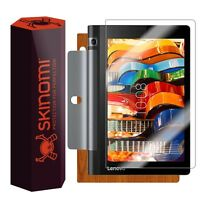 "Skinomi Light Wood Skin+Clear Screen Protector for Lenovo Yoga Tab 3 8"""