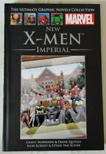 The Ultimate Graphic Novel Collection New X-Men Imperial HC Hardcover