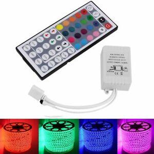 RGB IR Remote Controller Steuerung mit Fernbedienung für LED Streifen Strip 72W