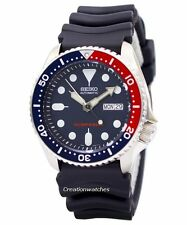 Seiko Automatic Diver's SKX009K1 SKX009K SKX009 Men's Watch