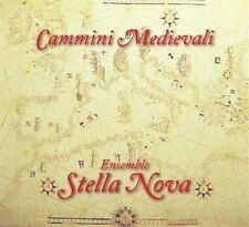 STELLA NOVA Cammini Medievali CD Digipack 2014