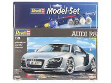 Revell - Audi R8 1:24 Modelo Set - 67398