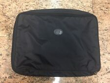 Longchamp Nylon Black Travel Shirt Case NWOT