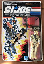 GI Joe STORM SHADOW 1988 NOC Hasbro Vintage Factory Sealed Action Figure