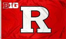 Rutgers BIG 10 Flag 3 X 5