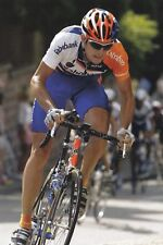 CYCLISME carte cycliste THORWALD VENEBERG équipe RABOBANK